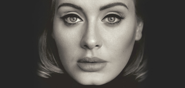 adele, 25, pop, music