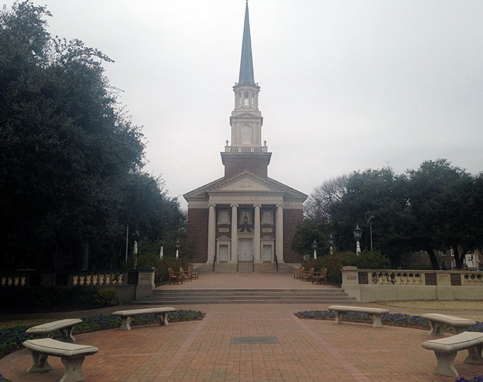 SMU, Perkins, Seminary, School of Theology, chapel