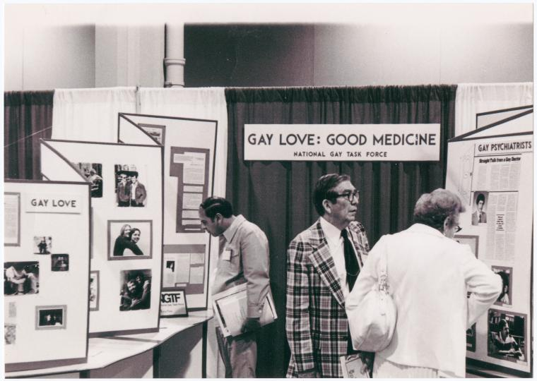 New York Public Library LGBTQ Archives