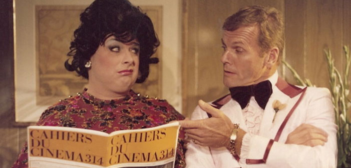 Polyester, John Waters, Divine, drag queen
