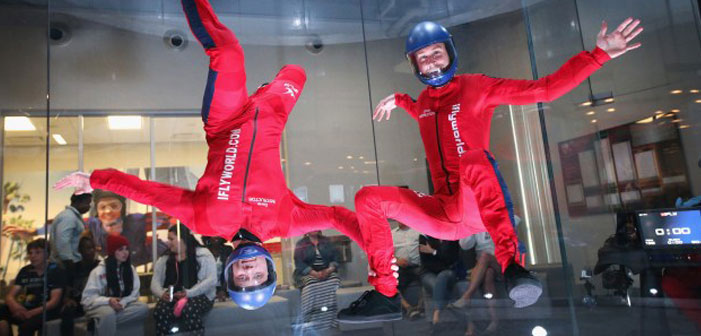 Wind Games, skydiving, wind tunnel, air, dance, choreography