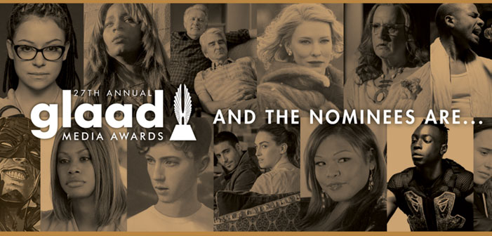 GLAAD Snubs LGBT Bloggers In Recent Award Nominations
