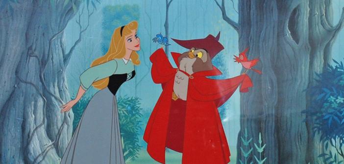 Disney princess Sleeping Beauty, 1959