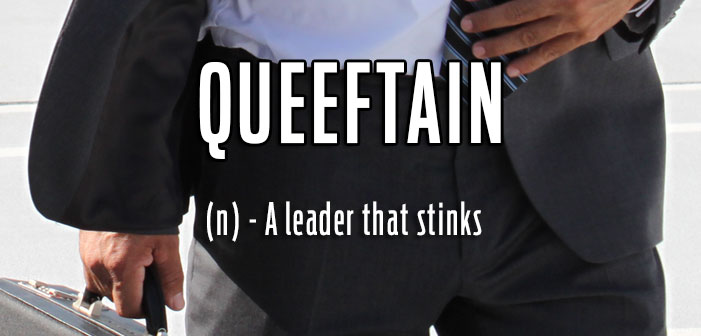 """Queeftain"" And 9 Other Inappropriately Funny Queer Terms"