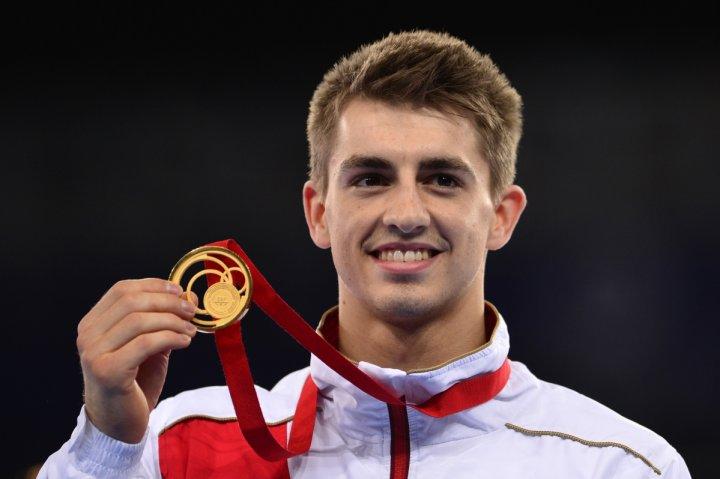 male, hot, sexy, beautiful, gymnast, sports, gymnastics, Max Whitlock, Great Britain