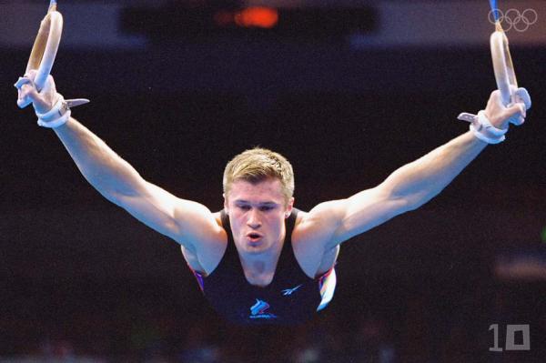 male, hot, sexy, beautiful, gymnast, sports, gymnastics, Alexei Nemov, Russia