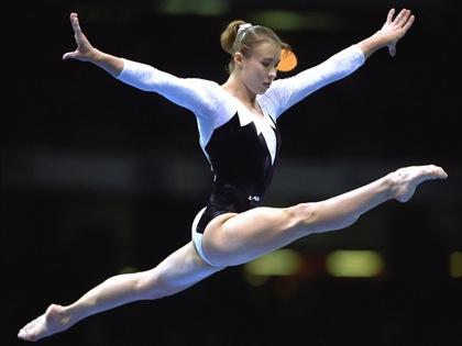 female, hot, sexy, beautiful, gymnast, sports, gymnastics, Svetlana Boginskaya, Soviet Union, Belarus