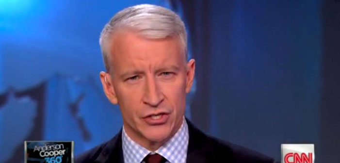 "A ""Beast"" Kinda Outed Anderson Cooper To His Mom"