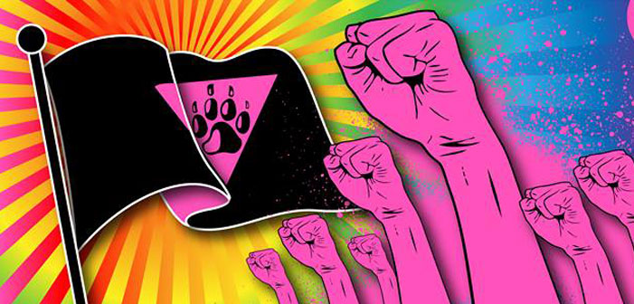 Pink Panthers, Todd Haley II, LGBTQ, gay, protection, guardian angels, New York, PPM, Activism, Radical, Queer Nation, ACT UP