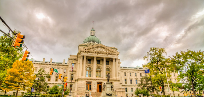 """Indiana's Anti-LGBT """"Religious"""" Bill Is Back… With Guns!"""