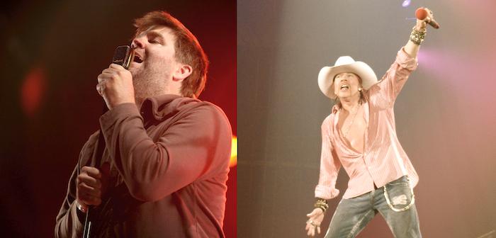 The Battle For Coachella: Guns N' Roses vs. LCD Soundsystem
