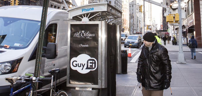 New York Men Can Pleasure Themselves In A Phone Booth Now