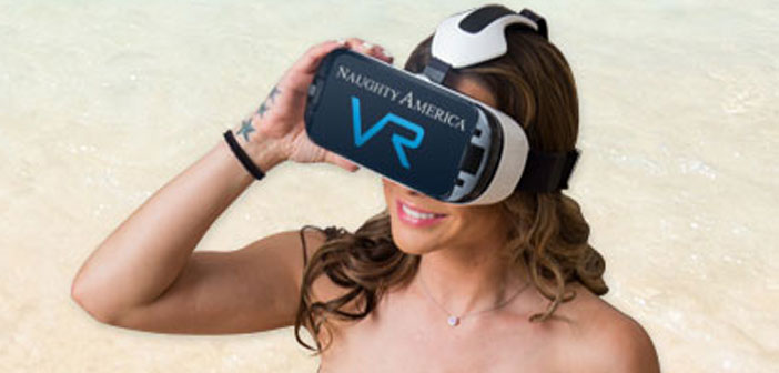 Virtual Reality, headset, porn, girl, woman, pornography