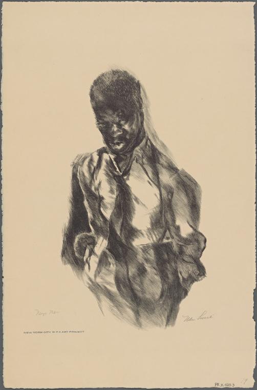 Nan Lurie, Negro Man