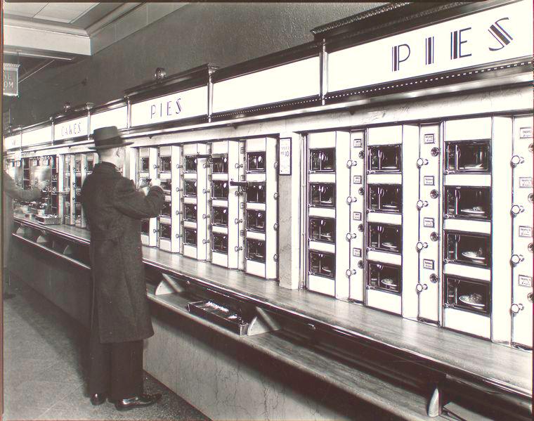 New York City Automat, 1935