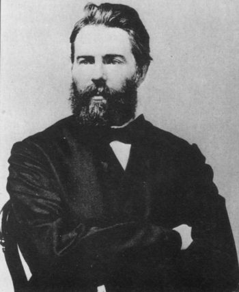 bisexual male Herman Melville  rue bisexual