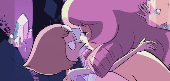 Cartoon Network UK De-Queers Steven Universe