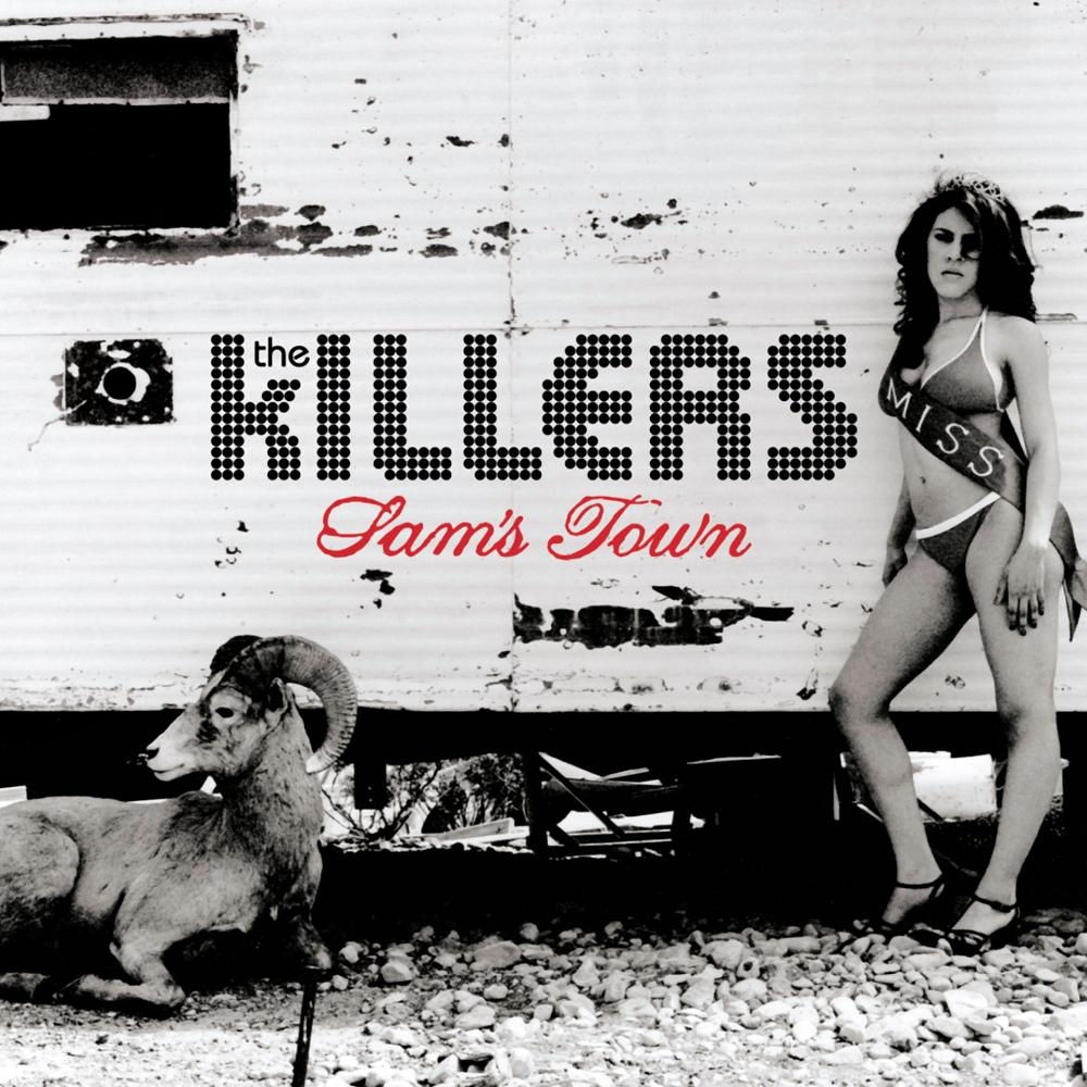 the killers, sam's town, brandon flowers, pop