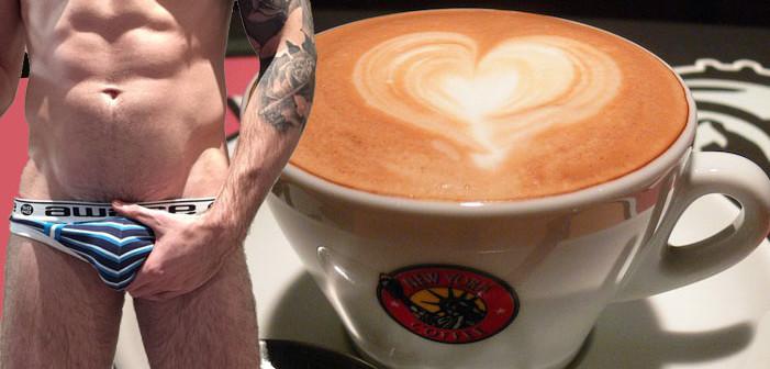 ESTUDO: Beber Café Te Dá Ereções Mais Fortes