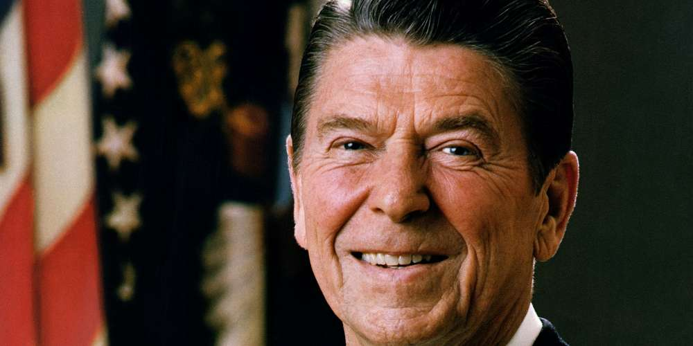 ronald reagan birthday Ronald Reagan terrible ronald reagan hiv