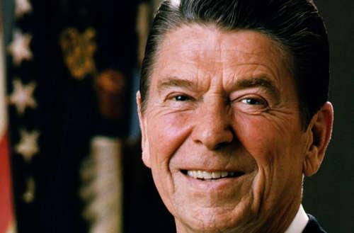 ronald reagan birthday Ronald Reagan terrible ronald reagan hiv