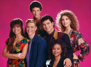 Saved by the Bell, cast, adults