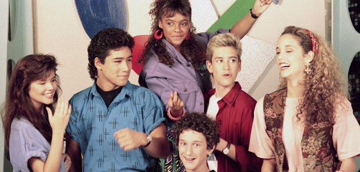 Saved by the Bell, episode one, cast, young