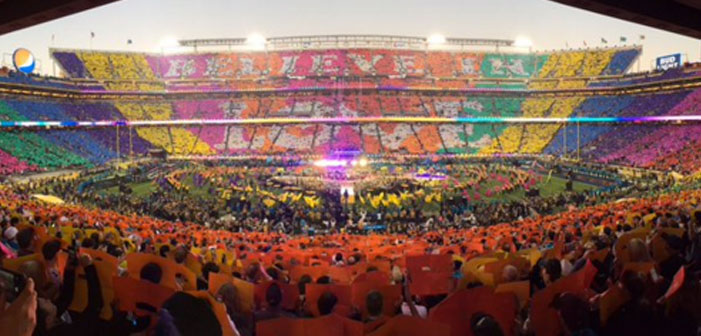 Coldplay, Super Bowl 50, football, music, half-time show