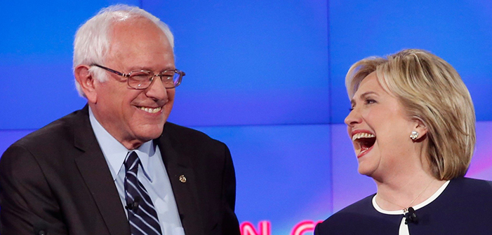 Bernie Sanders, Hilary Clinton, debate, democrat, democratic primary, primaries, election, presidential, 2016