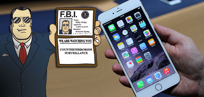 If Apple Unlocks This iPhone For the FBI, Kiss Your Civil Liberties Goodbye