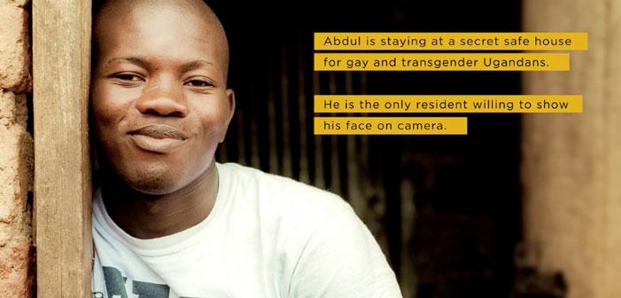 Uganda, Pride, LGBT, Africa, LoveIsUganda, Abdul