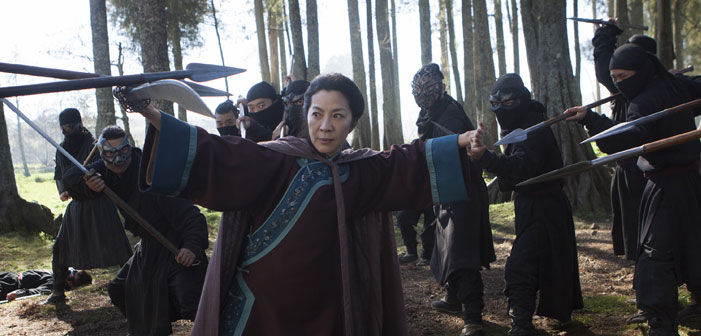 Michelle Yeoh, Yu Shu Lien, Crouching Tiger, Hidden Dragon: Sword Of Destiny, Netflix, movie, Chinese, film