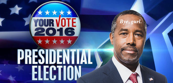 election 2016, politics, ben carson, Super Tuesday, primary, Republican, Democrat