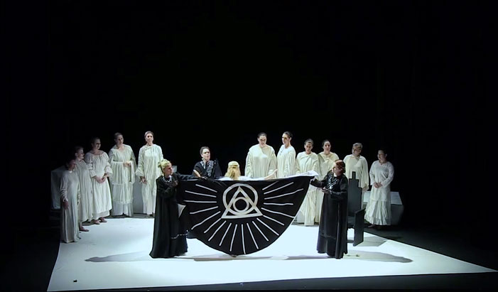 Iolanta, Tchaikovsky, opera, Russian, composer, Cowell Theater of Fort Mason Center, New Opera NYC, New York City