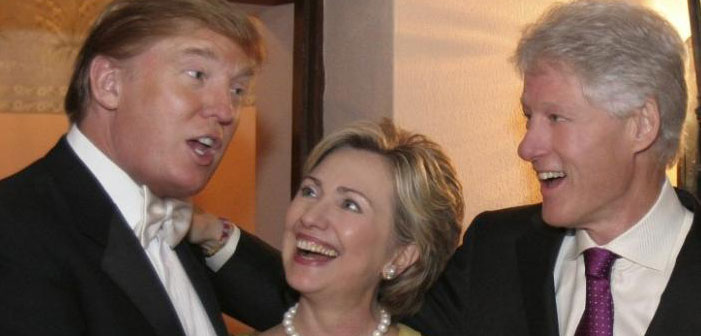 Insane Gay Rumors Surround Donald Trump, Hillary Clinton, and Saudi Arabia