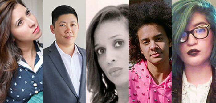Arabelle Sicardi, Tyler Ford, Anita Dolce Vita, Leon Wu, Aja Aguirre, fashion, queer, LGBT, clothing, SXSW