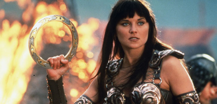 Now Hear This: Michelle Obama's Single, Xena's Gay (Duh) and More!