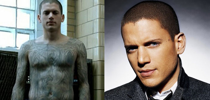 Wentworth Miller, actor, Prison Break, fat shame, Lad Bible, suicidal