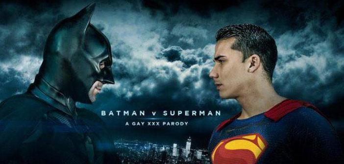 Batman und Superman – ein schwules Paar?