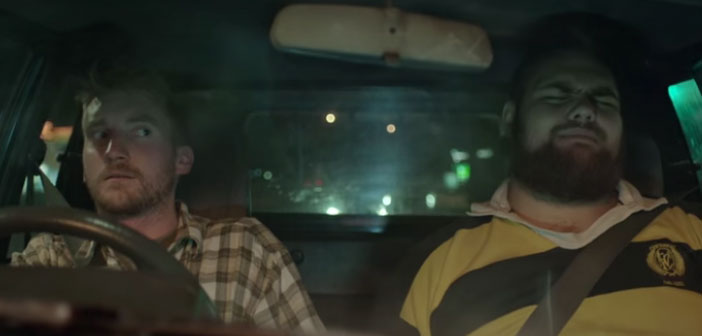WATCH: Stop Friends From Texting And Driving With Hand-Holding