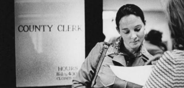 LGBTQ History Heroes: Clela Rorex And The First Gay Marriage License