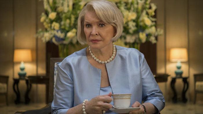 House of Cards, Netflix, season four, Ellen Burstyn