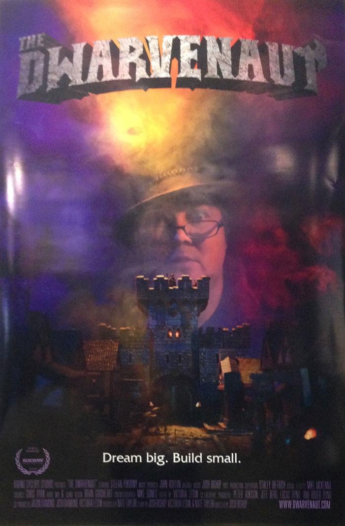 sxsw, 2016, movie poster, film, festival, the dwarevnaut
