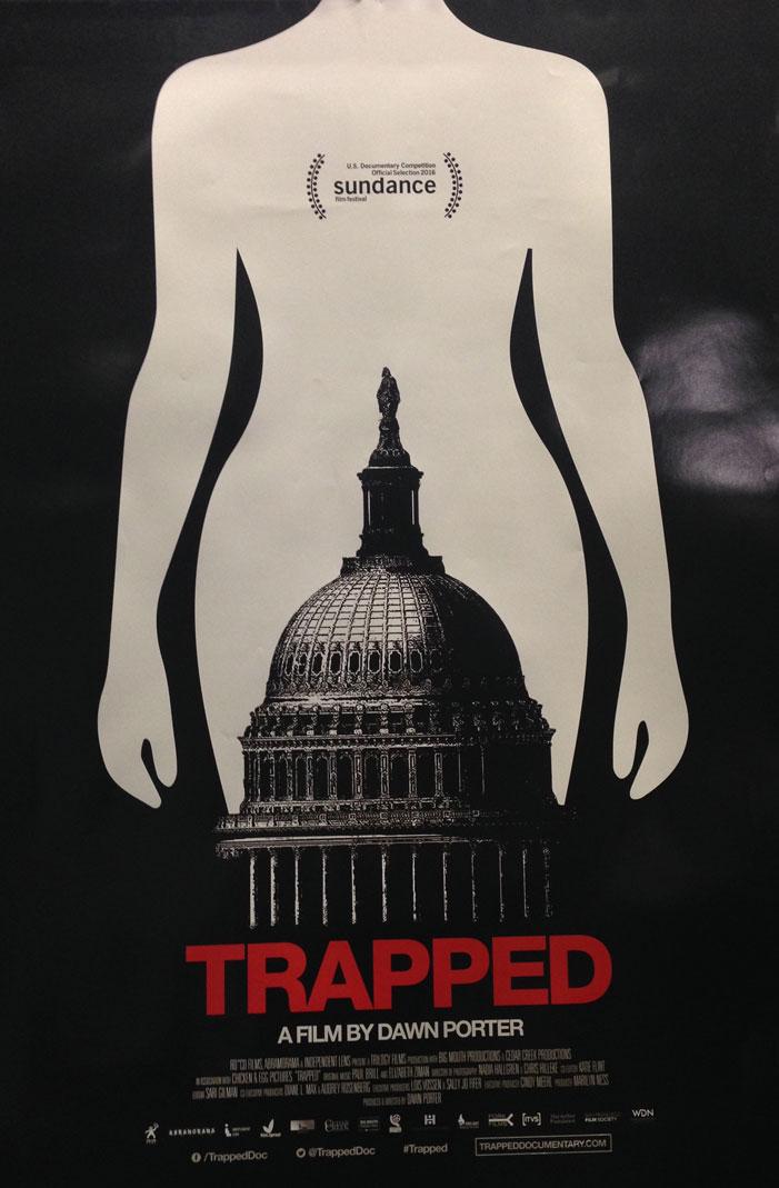sxsw, 2016, movie poster, film, festival, trapped