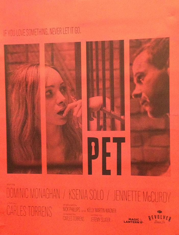 sxsw, 2016, movie poster, film, festival, pet