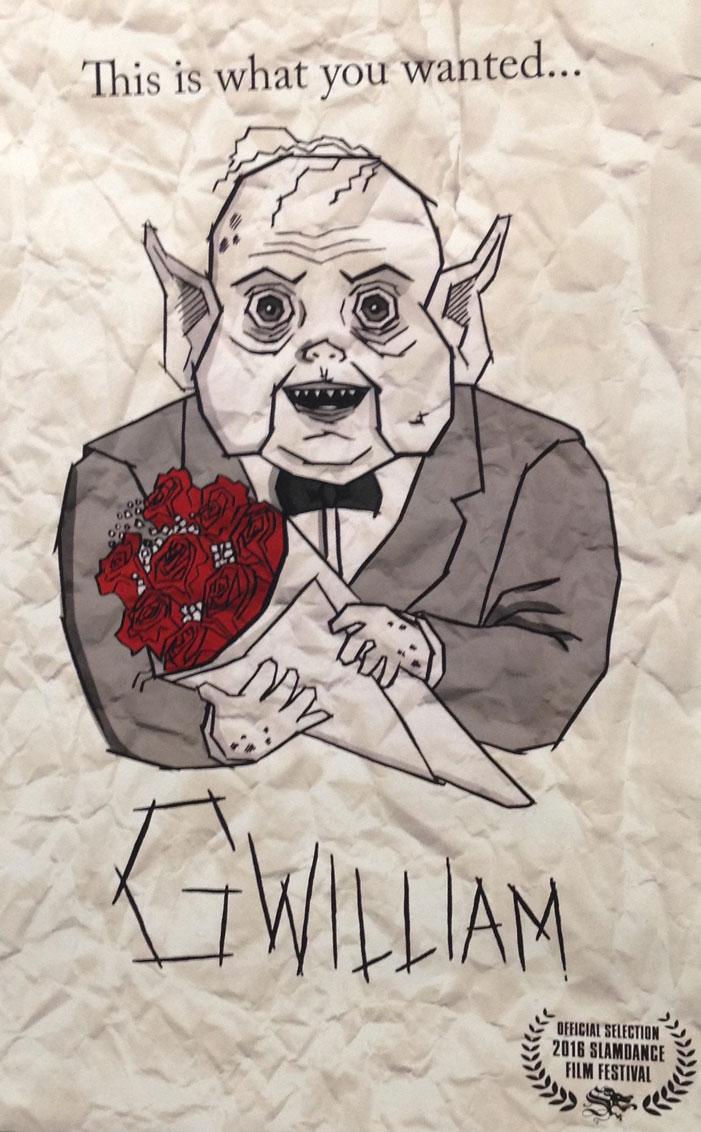 sxsw, 2016, movie poster, film, festival, g william