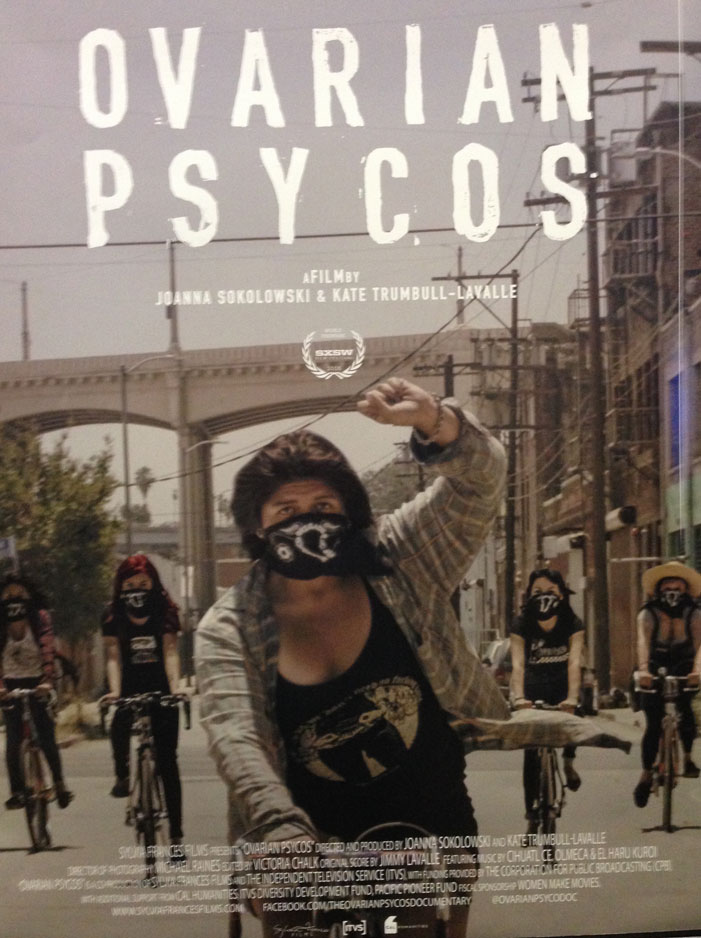 sxsw, 2016, movie poster, film, festival, ovarian psycos