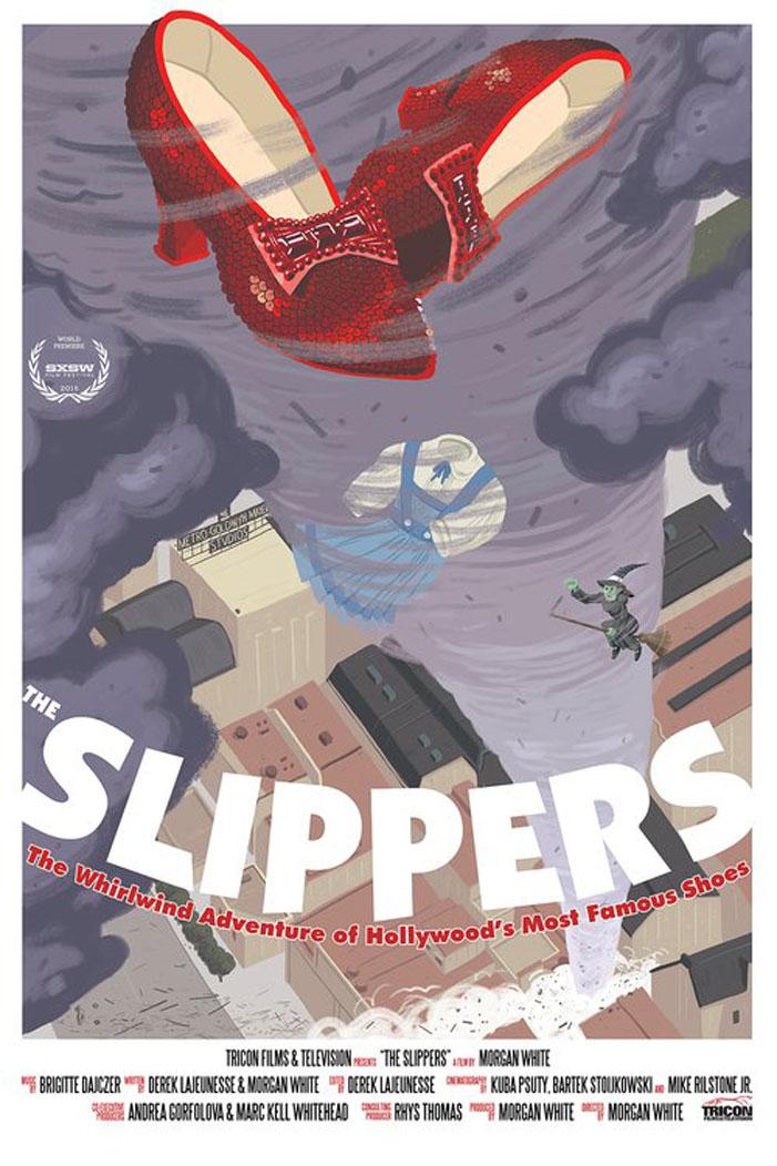 sxsw, 2016, movie poster, film, festival, the slippers