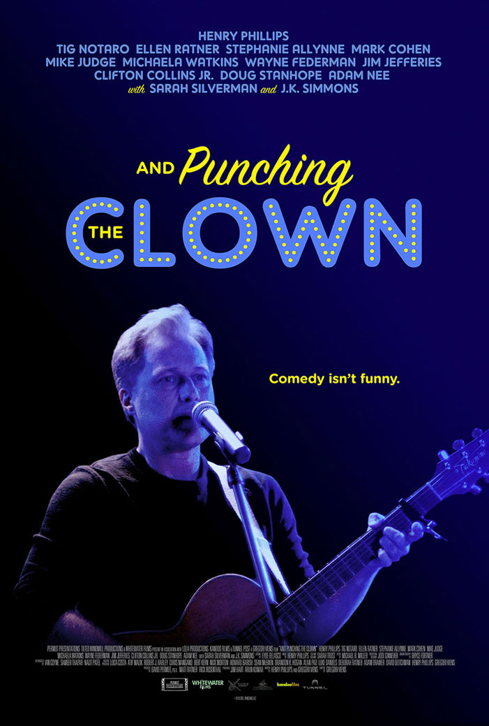 sxsw, 2016, movie poster, film, festival, and punching the clown,