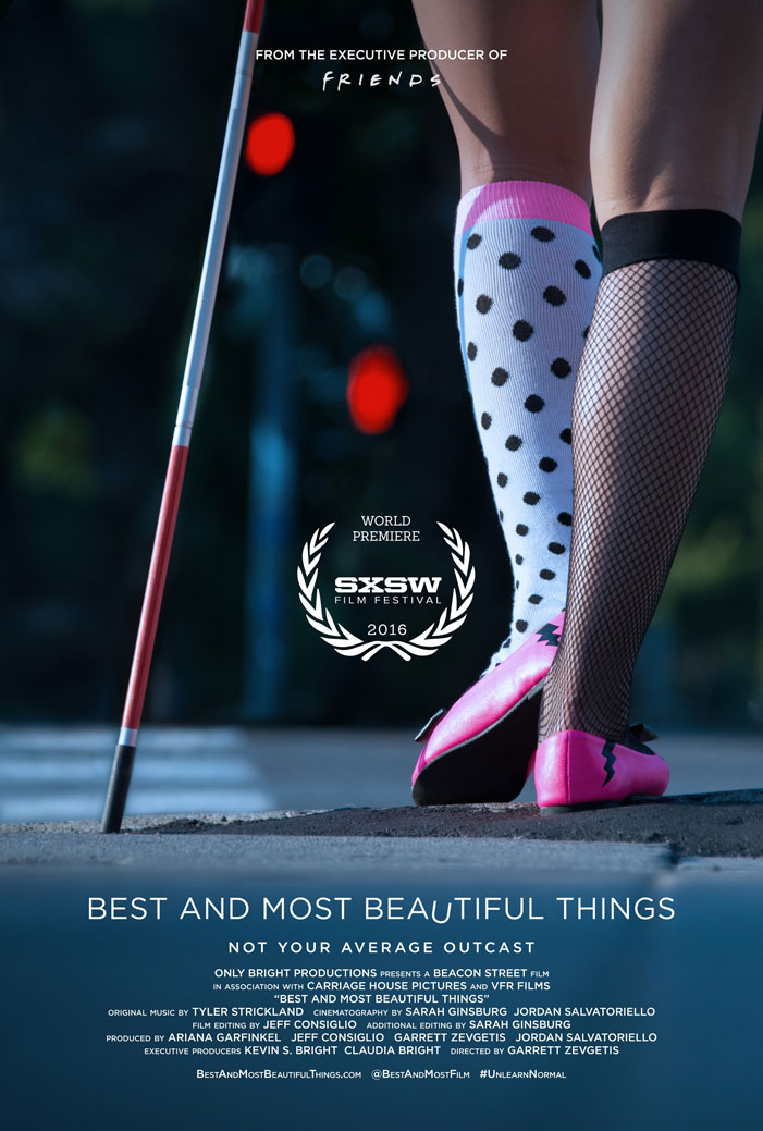 sxsw, 2016, movie poster, film, festival, best and most beautiful things